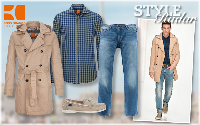 Style Radar Spring Coolness von Boss Orange