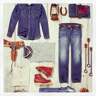 We are in love with denim