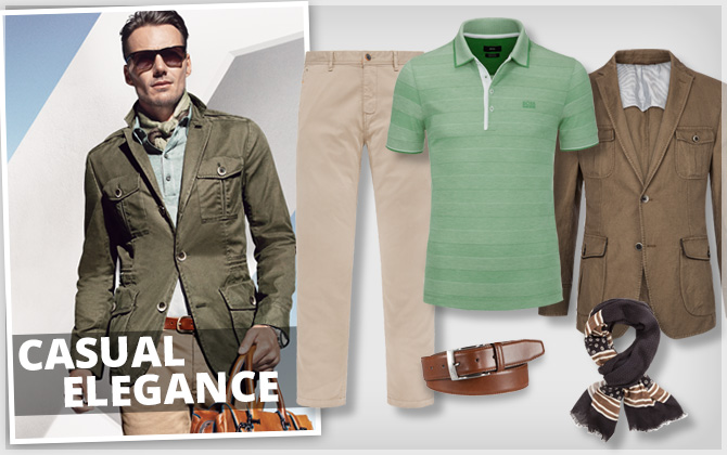 Ready for casual elegance?