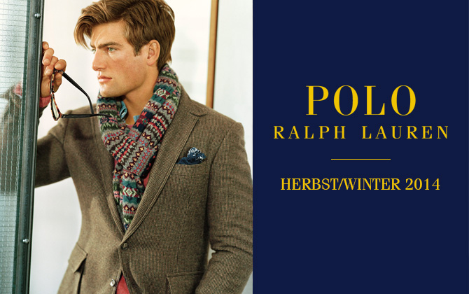 Polo Ralph Lauren – Der All American Style